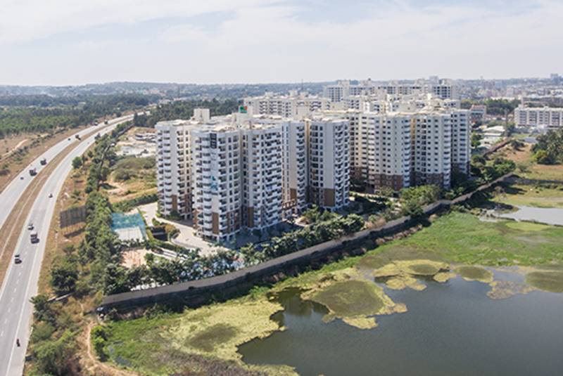 Images for Elevation of SNN Raj Serenity Phase 2