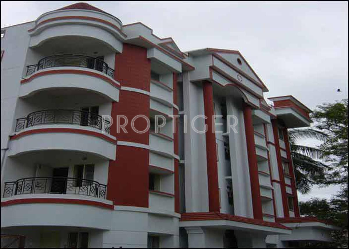 Elevation Stones Bangalore : Main elevation image of kristal sunstone unit available