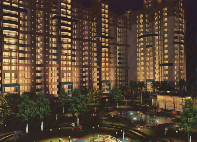 Images for Elevation of Jaipuria Sunrise Greens Apartment