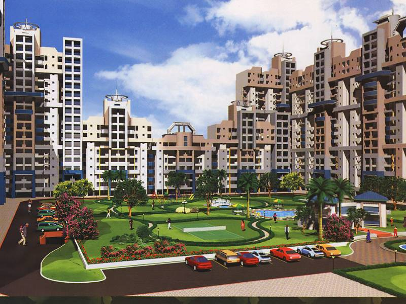 Images for Elevation of Jaipuria Sunrise Greens Apartment