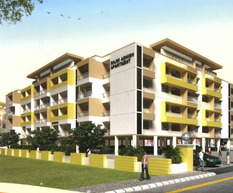 rajni-ashish-apartament Elevation