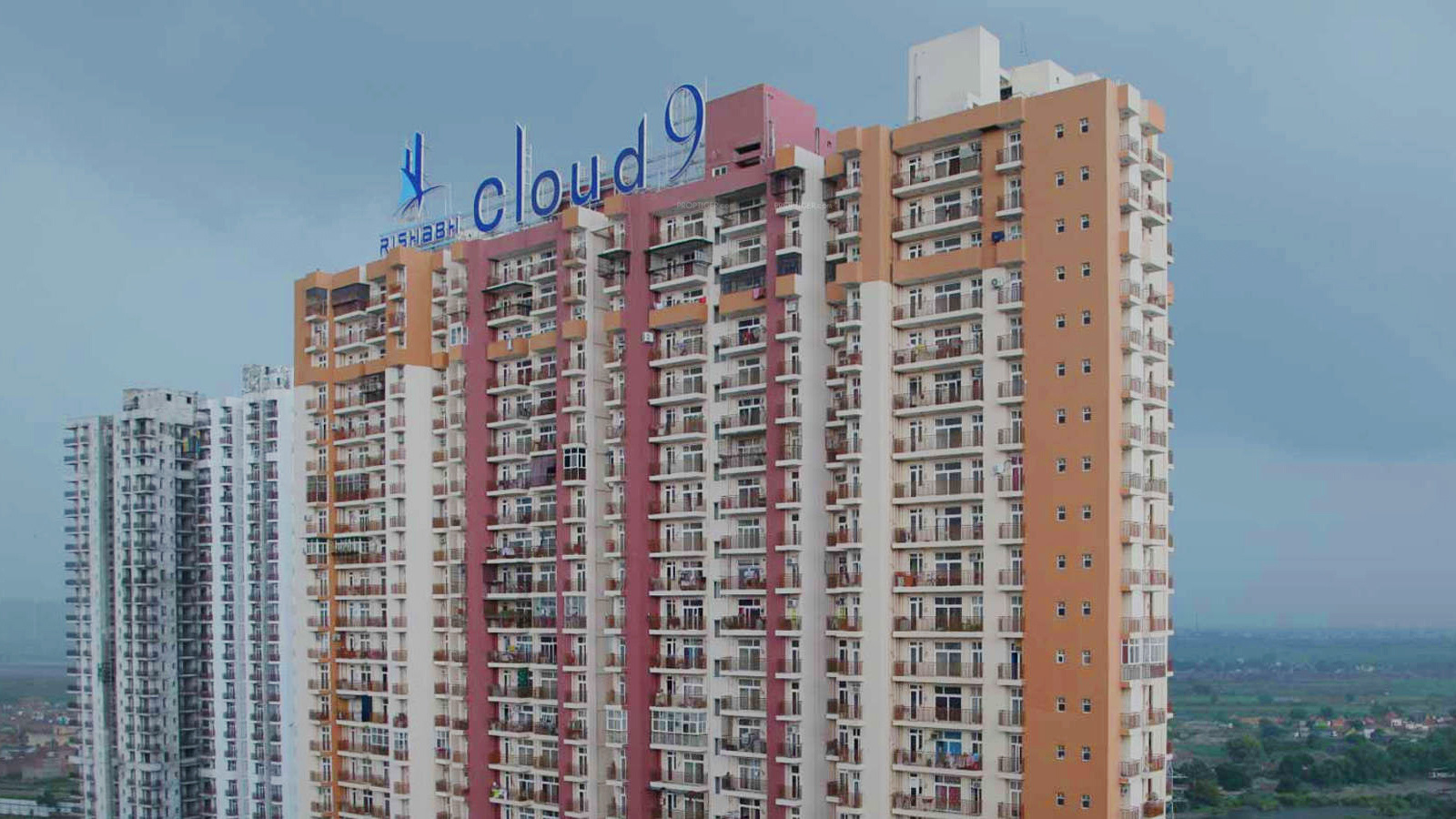 1137 sq ft 2 BHK 2T Apartment for Sale in Rishabh Buildcon Cloud9