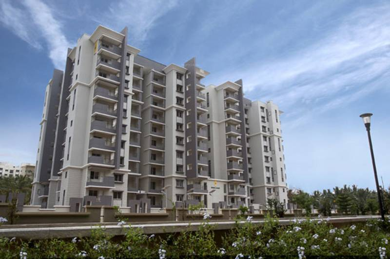 Images for Elevation of Sobha Daisy