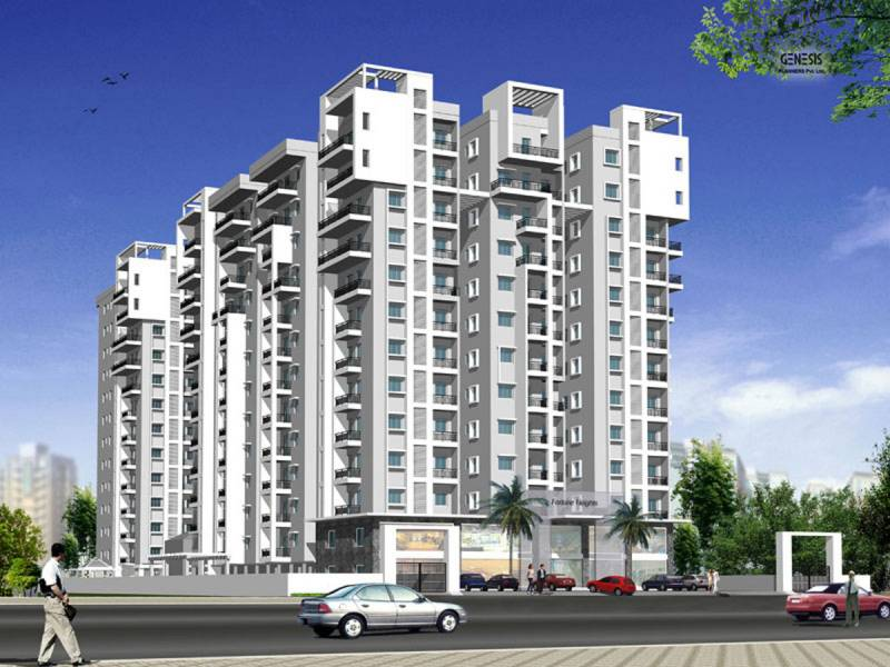 Images for Elevation of Sri Fortune Heights