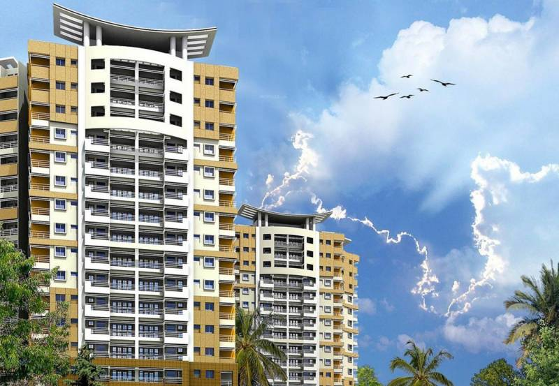 Images for Elevation of Mantri Mantri Greens