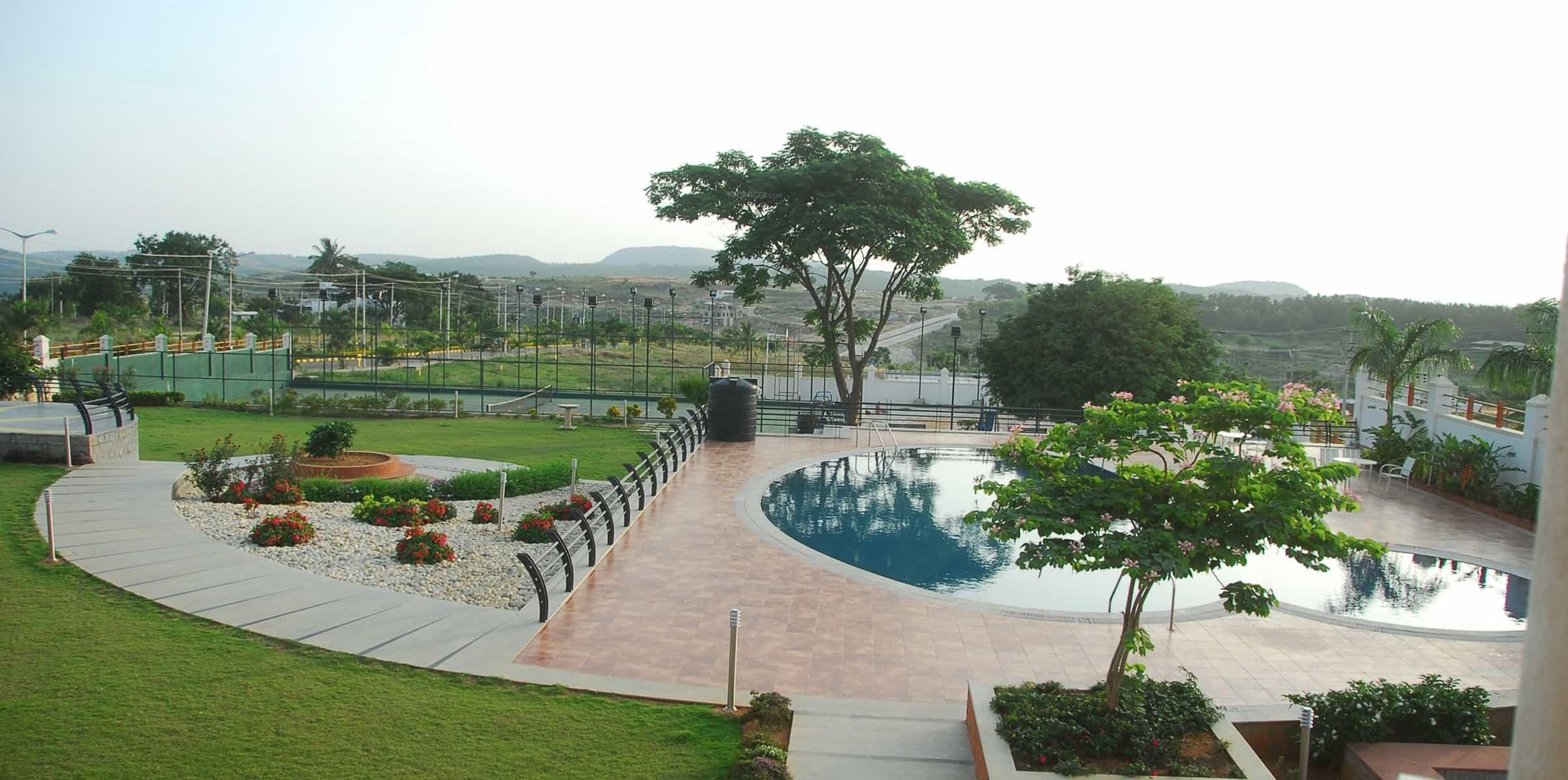 2400 sq ft plot for sale in pride housing vatika jigani - Swimming pool builders in bangalore ...