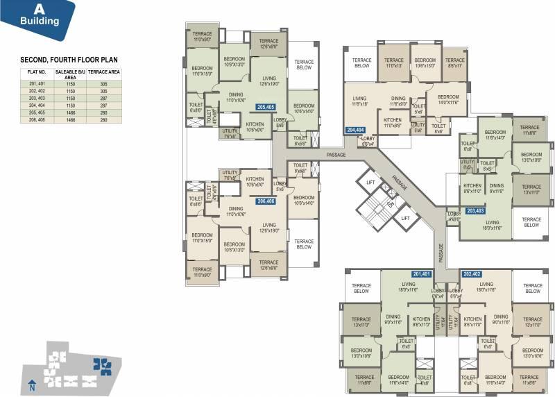tarang Images for Cluster Plan of Rohan Tarang