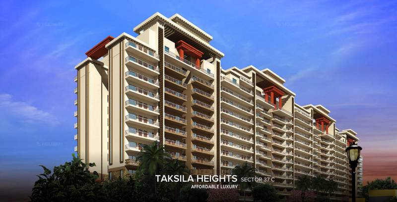 Images for Elevation of Piedmont Taksila Heights
