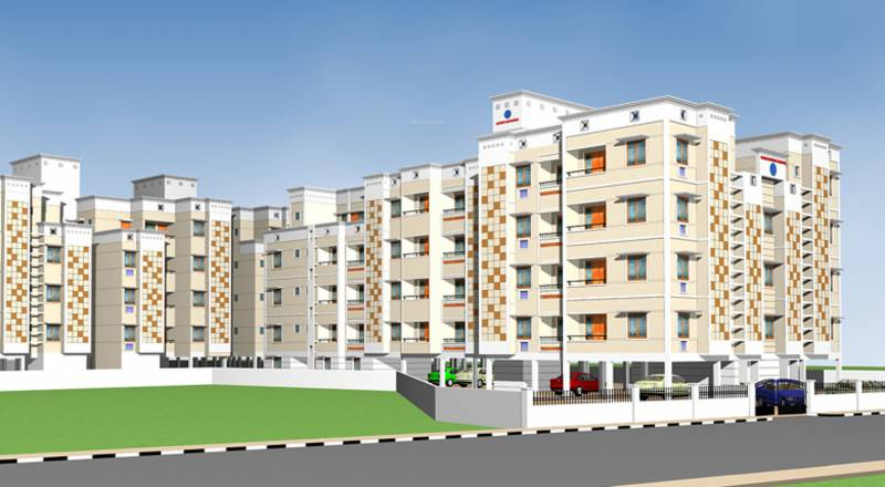 Images for Elevation of Doshi Trinity Park