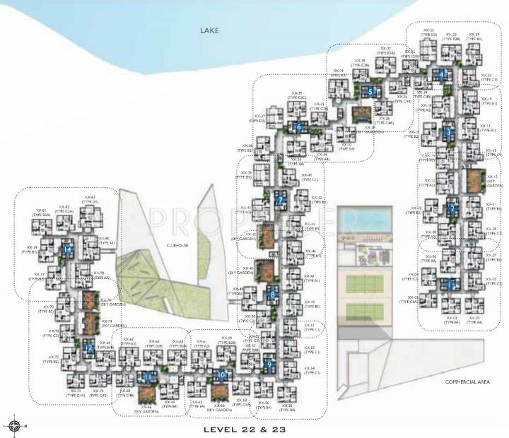 Images for Cluster Plan of Aliens Space Station Township