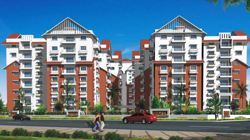 Images for Elevation of DSR Aditya DSR Lake Side