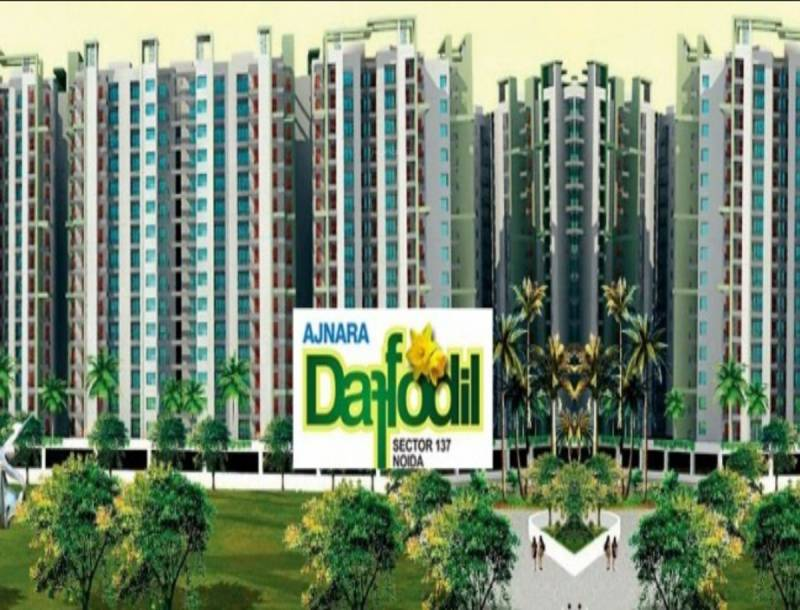Images for Elevation of Ajnara Daffodil