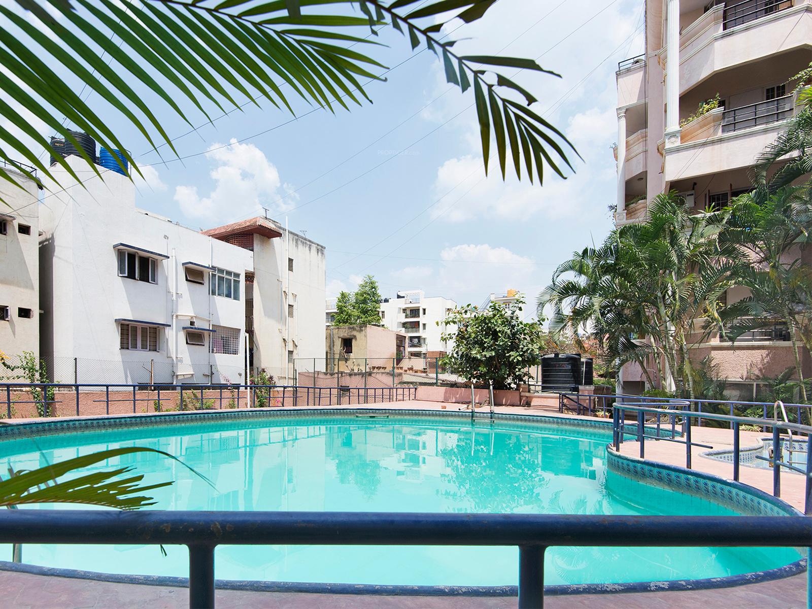 2 bhk 2t apartment for sale in vars builders fantasy - Swimming pool builders in bangalore ...