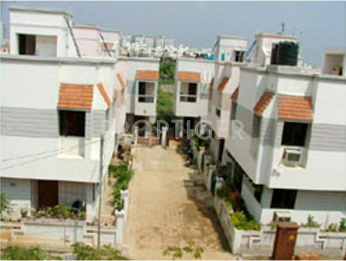 Images for Elevation of Nathans Subramanyam Colony