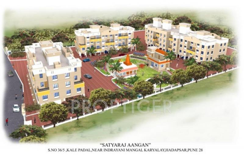 Images for Elevation of Satyaraj Aangan