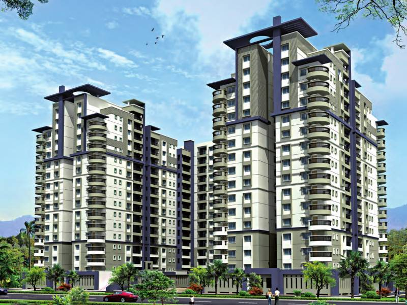 althea Images for Elevation of Sobha Althea