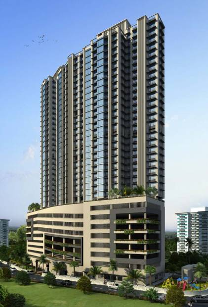 Images for Elevation of ND Palai Towers