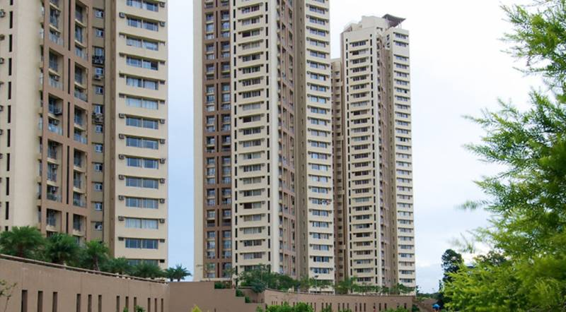 Images for Elevation of Peninsula Land Ashok Towers