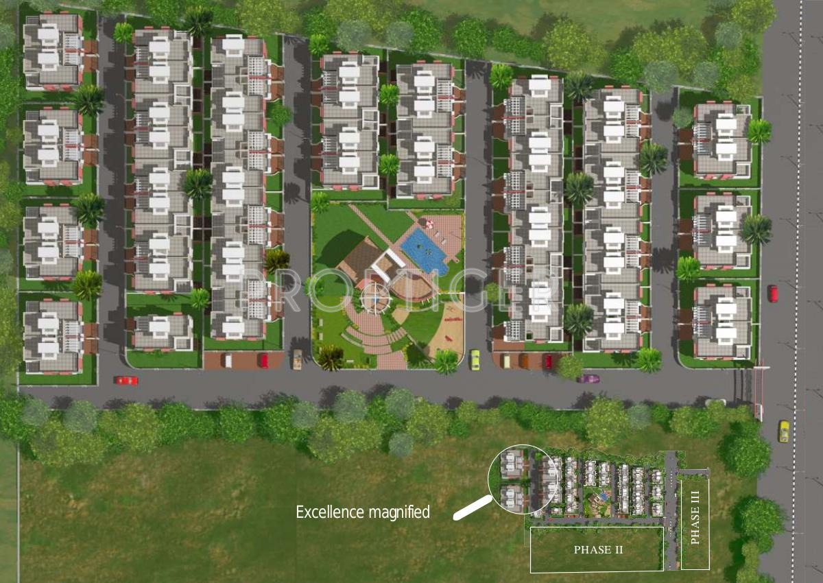 Manav Silver Orchards In Wakad Pune Price Location Map