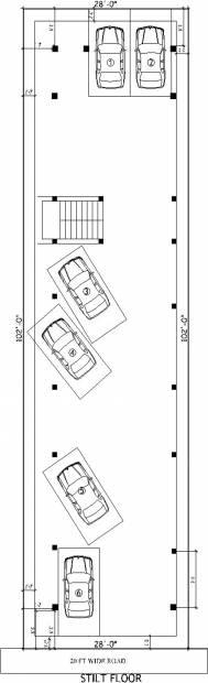 Images for Cluster Plan of Rajni Kannan Gardens