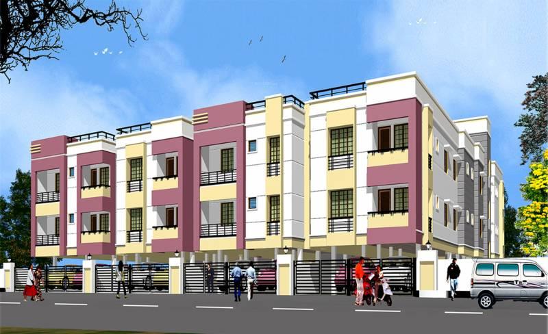 Images for Elevation of Rajni Kannan Gardens