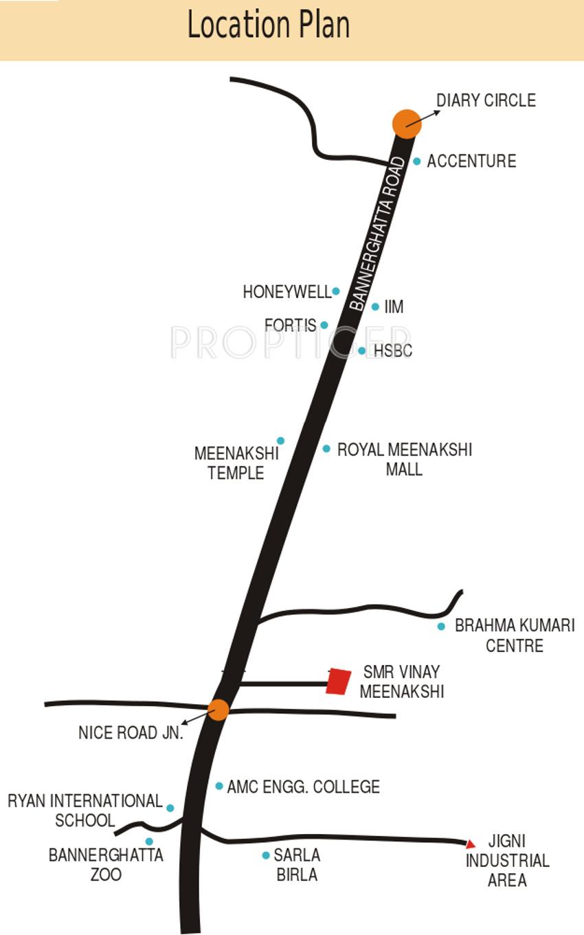 Smr Vinay Meenakshi In Gottigere Bangalore Price Location Map Industrial Wiring Diagram Honeywell More Photos