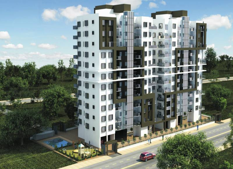 heights Images for Elevation of Rajwada Heights