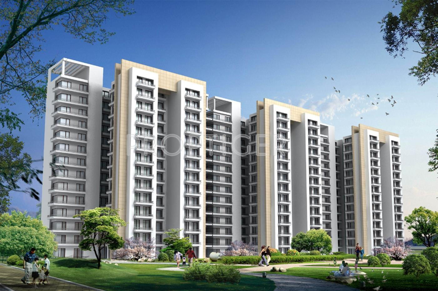 3983 sq ft 4 BHK Floor Plan Image - Bestech Park View Spa ...
