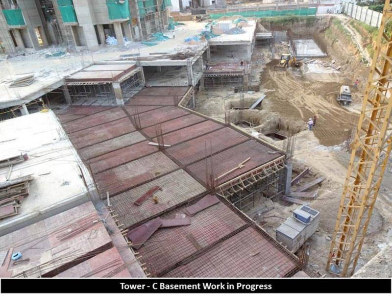 Images for Construction Status of AIPL The Peaceful Homes