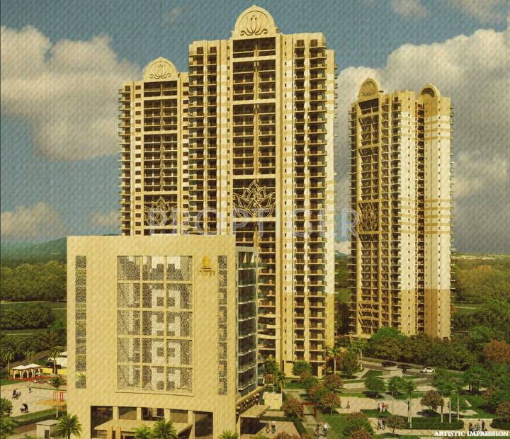 Images for Elevation of AIPL The Peaceful Homes