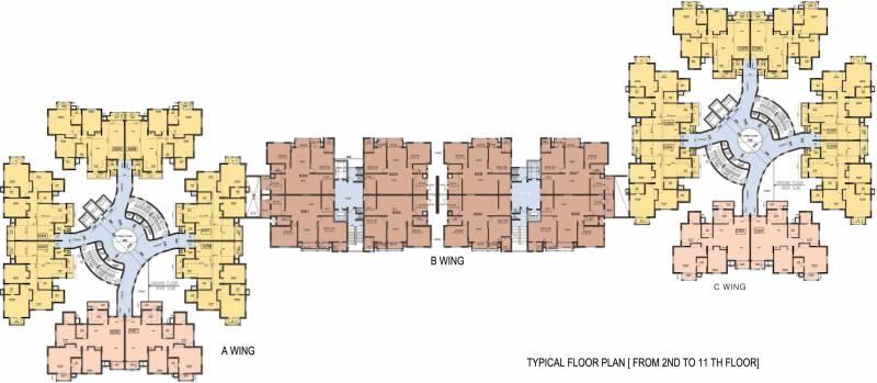 Images for Cluster Plan of RNS Shanthi Nivas