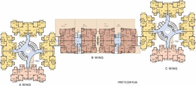 shanthi-nivas Images for Cluster Plan of RNS Shanthi Nivas