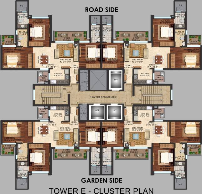 Images for Cluster Plan of Mapsko Mount Ville
