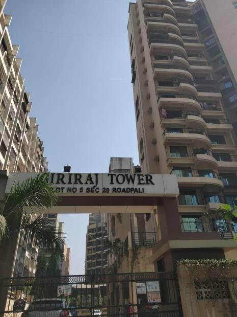 Images for Elevation of Giriraj Giriraj Tower