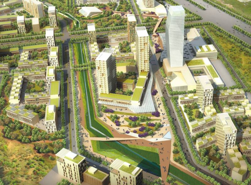 Images for Elevation of Ireo The Grand Arch