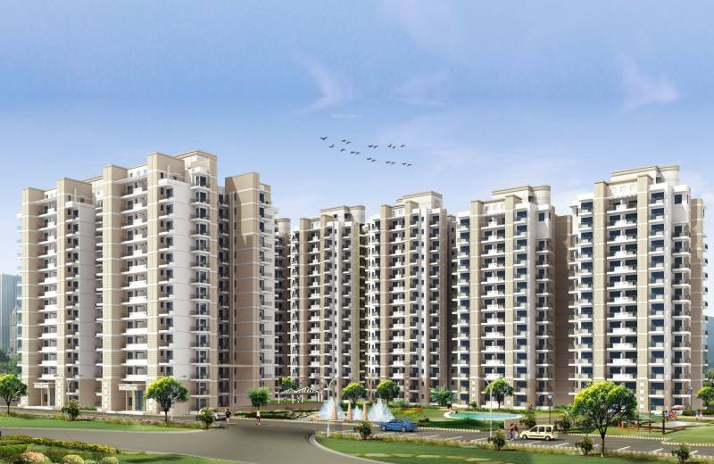 Images for Elevation of Bestech Park View Delight