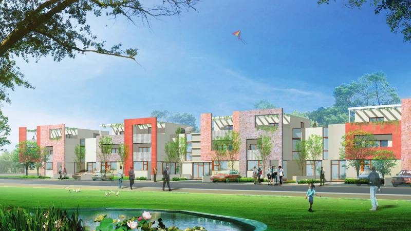Images for Elevation of Unitech Espace Nirvana Country