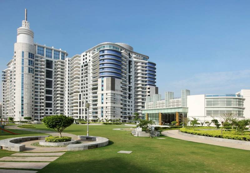 pinnacle Images for Elevation of DLF Pinnacle
