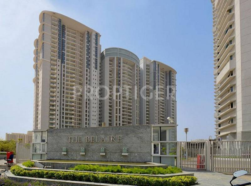 Images for Elevation of DLF The Belaire
