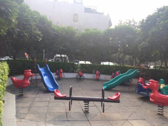 the-belaire Children's play area