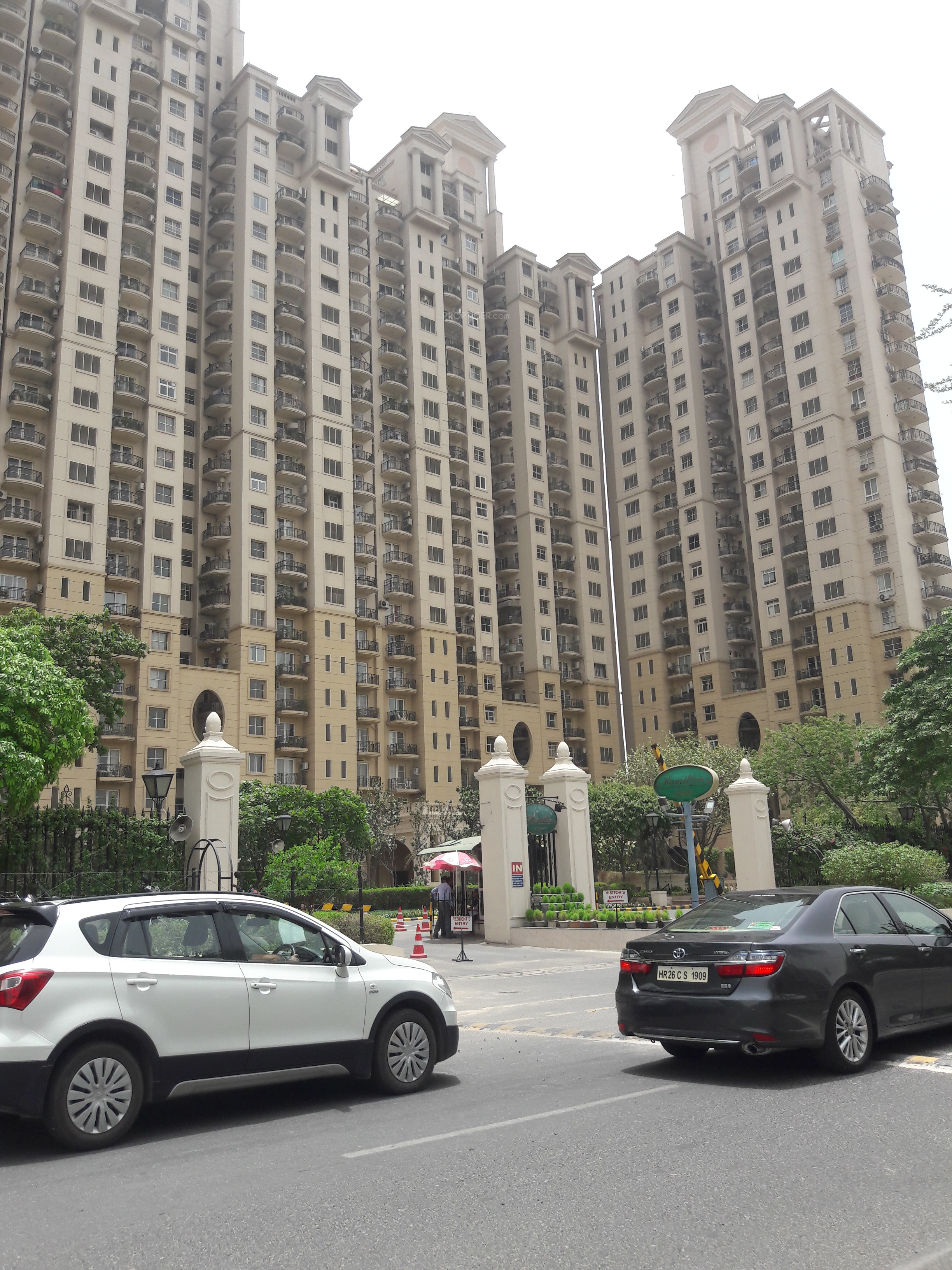 Dlf Regency Park Ii In Sector 27 Gurgaon Price Location Map Floor Plan Reviews Proptiger Com