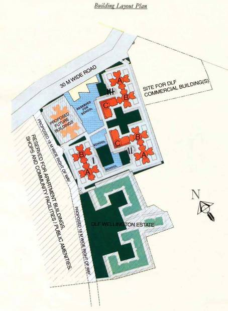 Images for Master Plan of DLF Princeton Estate