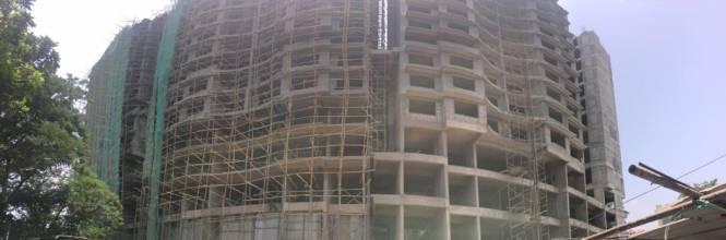 Images for Construction Status of Tridhaatu Aum