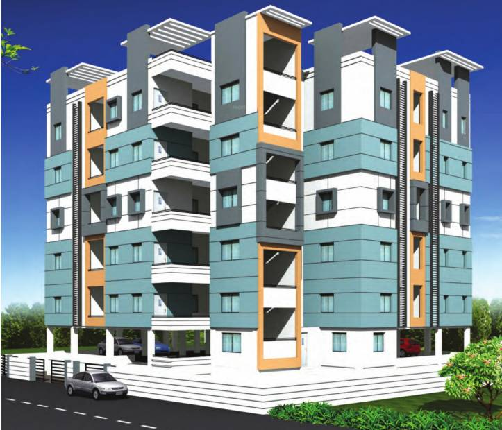 imaarat-developers golden-sands-iii Elevation