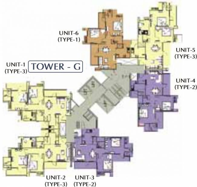 residency Images for Cluster Plan of RG Residency