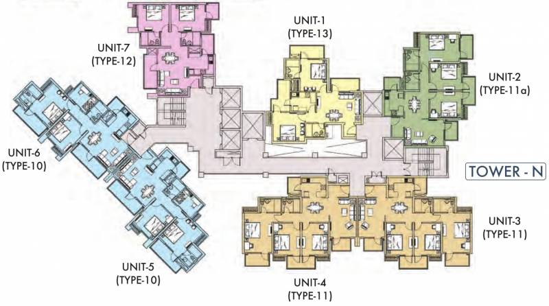 residency Images for Cluster Plan of RG Residency