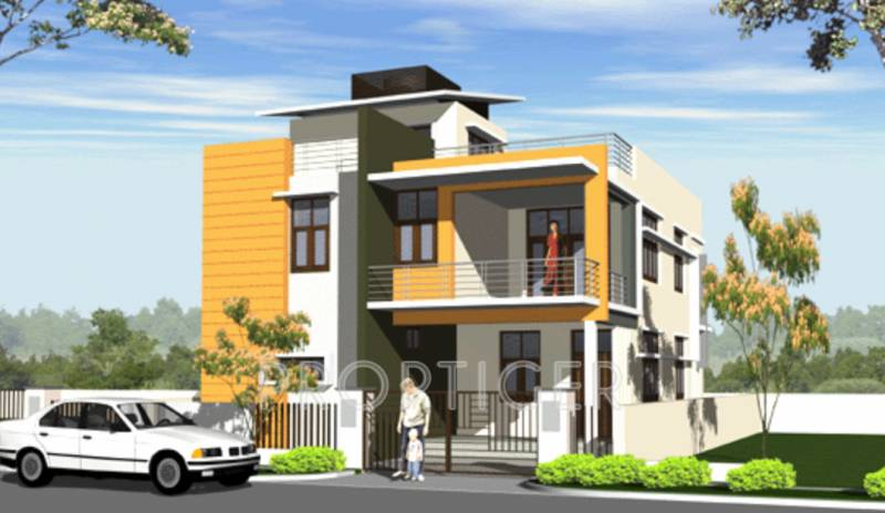 Images for Elevation of Indu Fortune Fields Villas