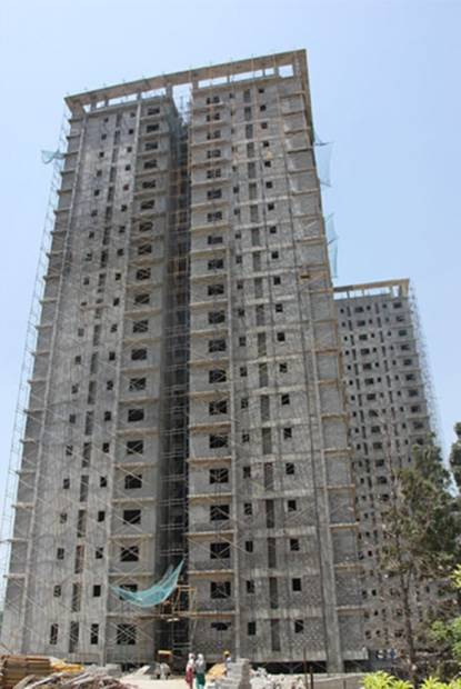 Images for Construction Status of SMR Vinay Iconia