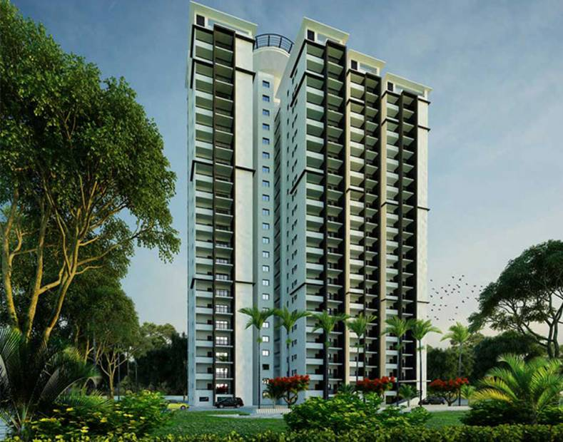 Images for Elevation of SMR Vinay Iconia