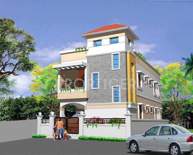 Images for Elevation of Abhishek Sivagami Nagar